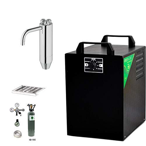 Tafelwassergerät 25 Liter mit Kühlung & Zapfstelle Puls 245 SET ohne Filter