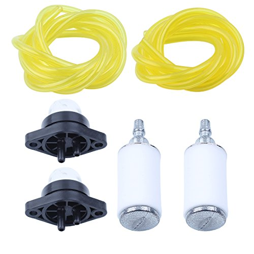 Save %13 Now! 2-Feet Fuel Line Filter Primer Bulb Kit For Poulan 1950 2025 2075 2150 2350 2050 2055 ...