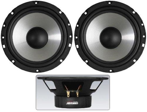 CARPOWER Monacor Bass Rocker Bass 70WMAX 35WRMS 165Typ Auto-Lautsprecher