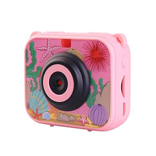 Kamera Kinderkamera Kinder Digitalkamera Wasserdichtes digitales Video HD Sport Camcorder Action Kamera Geschenk für Kinder