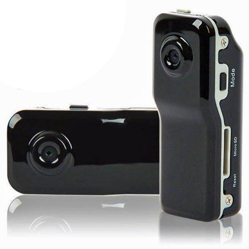 LUPO MD80 Mini Sport DVR Videokamera, Digital-Kamera & Voice-Recorder - schwarz