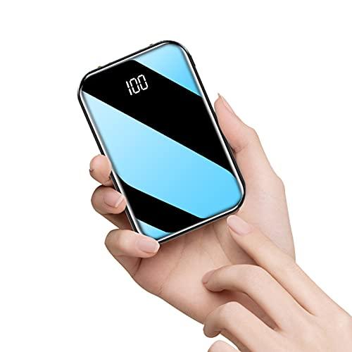 Power Bank 10000mAh USB Caricatore Portatile Batteria Esterna Compatibile per iPhone 12 11 X 8 7 Plus iPad Samsung Galaxy Telefono Cellulare Android Ntendo Switch Tablet