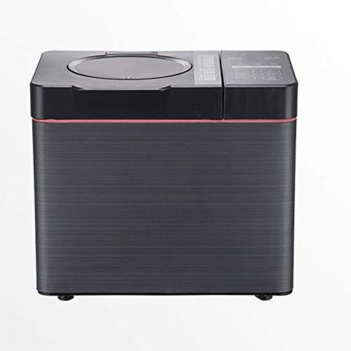 Máquina de pan,máquina de pan inteligente,preservación del calor,reserva,función de memoria de apagado,máquina de pan integrada,aspersión automática de materiales de frutas,operación simple,apariencia