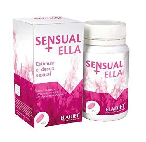 Eladiet Sensual, Mujer - 60 Tabletas