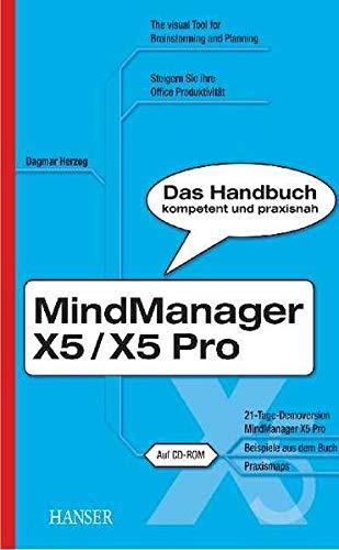 MindManager X5 / X5 Pro: Das Handbuch
