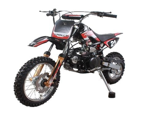 Roketa Dirt Bike AGB-21 (Black)