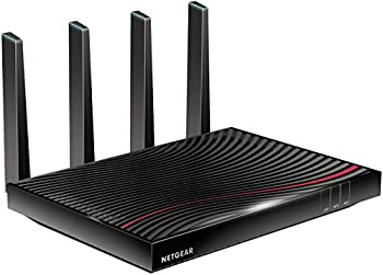 NETGEAR Nighthawk Cable Modem WiFi Router Combo  C7800  - Compatible with Cable Providers Including Xfinity by Comcast Cox Spectrum | Cable Plans Up to 2 Gigabits | AC3200 WiFi Speed | DOCSIS 3.1