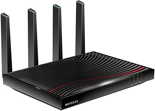 NETGEAR Nighthawk Cable Modem WiFi Router Combo (C7800) - Compatible with Cable Providers Including Xfinity by...