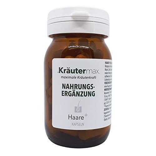 Kräutermax - Haarcapsules hoge dosering - 60 stuks