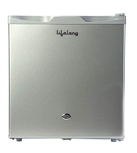 Lifelong 50 L Direct Cool Single Door Refrigerator (LLMB50, Silver)
