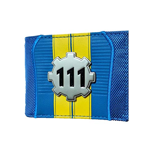Fallout 111 Bifold Boxed Faux Leather Wallet