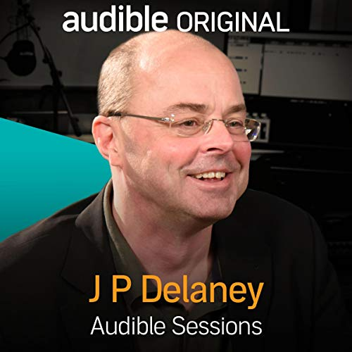 JP Delaney audiobook cover art