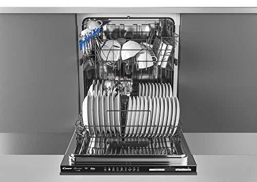 Candy CSIN 2D360PB Lave-vaisselle encastrable connecté Entièrement intégré 60 cm, 13 places, Classe énergétique A++