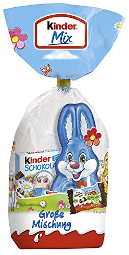 kinder Mix Beutel große Mischung zu Ostern, 202 g