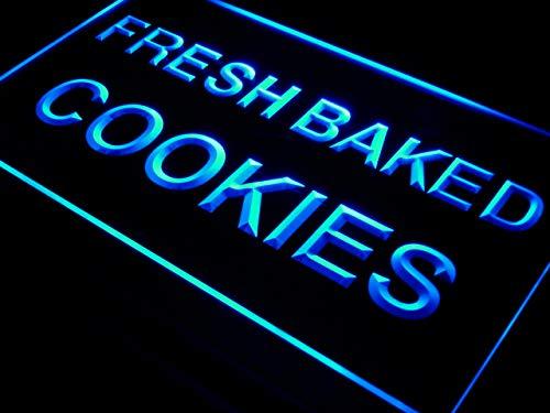 ADV PRO Enseigne Lumineuse i513-b Fresh Baked Cookies Cafe Cake NR Neon Light Sign