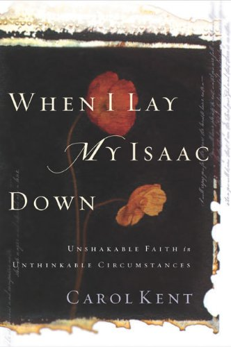 When I Lay My Down Dealing full price reduction Award Isaac