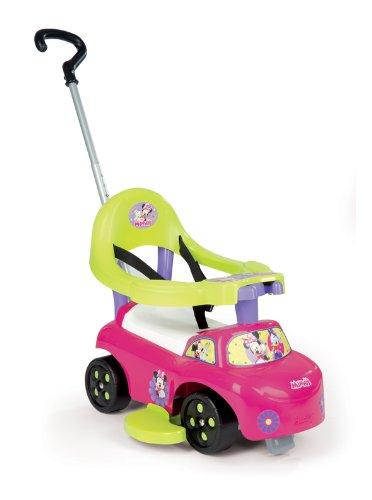 Smoby Minnie Porteur - Auto Balade
