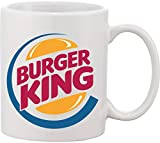 Burger king logo Ceramic Mug bnft