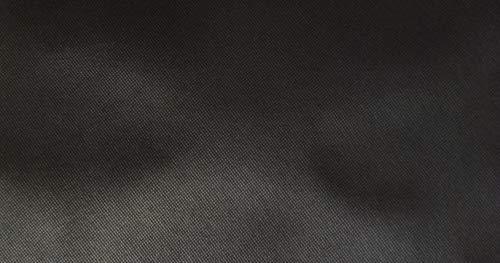 GADETEX Tela sin tejer,Tela no tela TNT, (Negro 80 gr/m2, 5 metros)