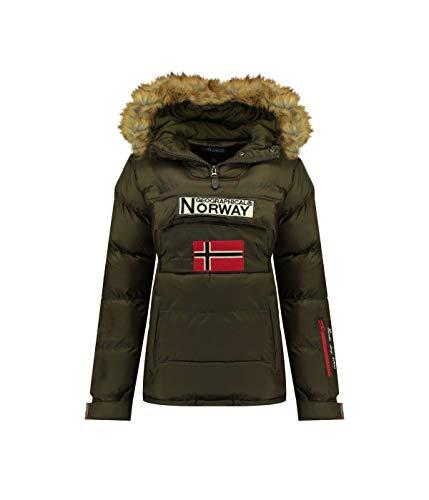 Geographical Norway - Doudoune Femme Kaki XL