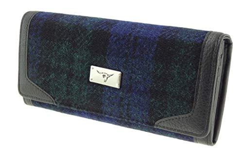 Harris Tweed Harris Tweed , Damen-Geldbörse Col60 19cm W x 10.5cm H x 3cm D.