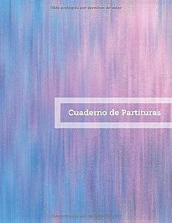 Cuaderno de Partituras: Libreta de Partituras o Pentagramas