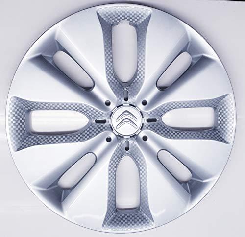 Citroen 1 x Tapacubo Embellecedor de Rueda WHALETAIL 15'