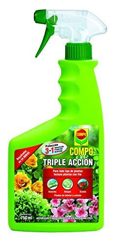 Compo Triple Acción, Protección contra Insectos, Hongos y ácaros, p