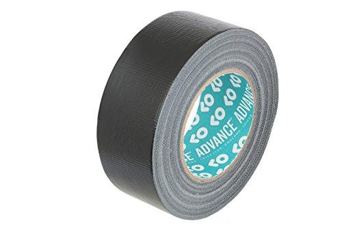 Advance Tapes AT170 Gaffa Klebeband schwarz