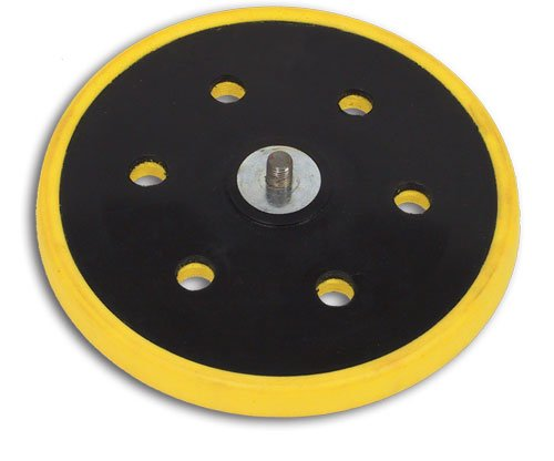 Review Eagle 01166 - 6 inch Stickon Dustless Streamlined Disc Pads - 1 Pad