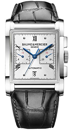 Baume & Mercier Hampton Automatic Chronograph, Ref. 10032 Watch, in House Movement with Jumping 30-Minute...