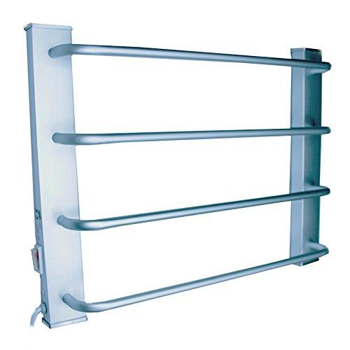 FISHTEC ® Sèche Serviettes Mural - Aluminium...