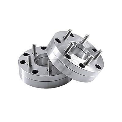 EZAccessory 2 Wheel Adapter 6x5.5 to 5x5.5 (6x139.7 to 5x139.7) Thickness 2 inch