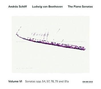 Beethoven: The Piano Sonatas, Volume VI