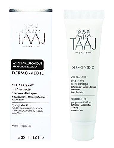 Taaj Gel Apaisant Pré/Post-acte Dermo-esthétique 30 ml