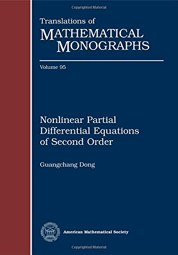 Nonlinear Partial Differential Equations of Second Order PDF Books