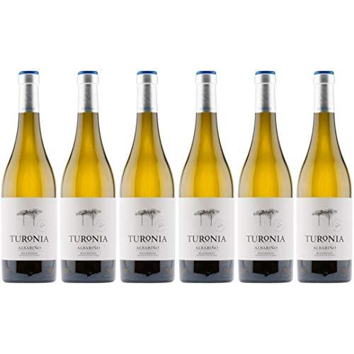 Turonia Vino Blanco - 6 Botellas - 4500 ml