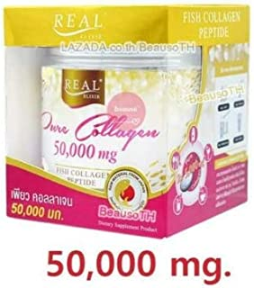 Real Elixir Pure Collagen 50,000 Mg (Real Pure Collagen) 50g by LTB