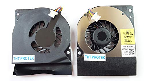 Kompatibel für Dell Latitude E4300, E 4300 Serie Lüfter Kühler Fan Cooler Version 2, WM598, 0WM598
