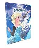 DIARIO SCUOLA Frozen regina dei ghiacci standard originale 21x15cm 2021/2022 + OMAGGIO PENNA paillettes 6 in 1 + portachiave paillettes