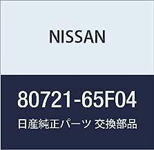 Nissan 80721-65F04, Window Regulator