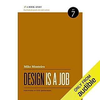 Design Is a Job cover art