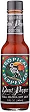 Tropical Pepper Hot Ghost Pepper Sauce, 5 oz (Pack of 1)