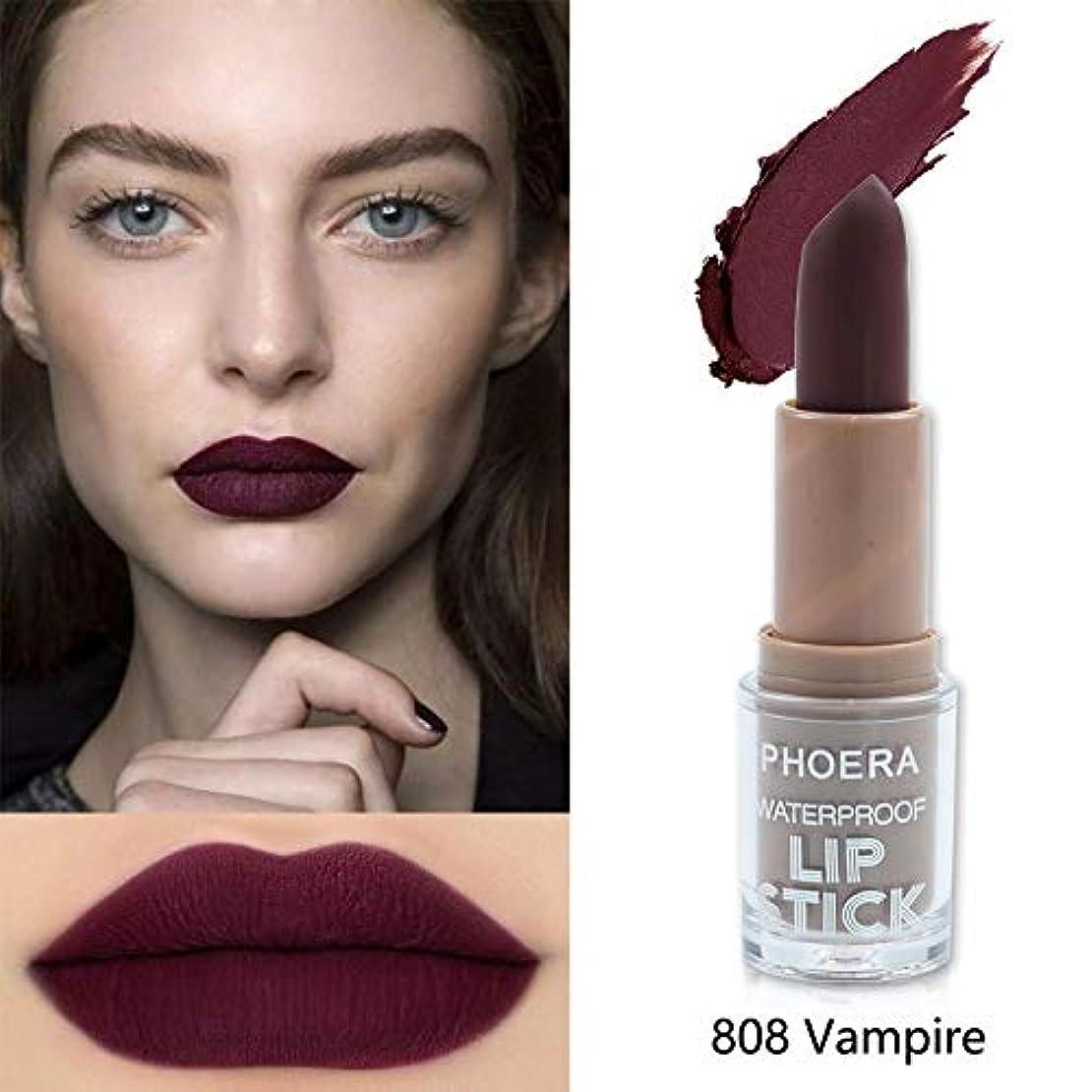 みがきますわずかに疑い者Beauty Matte Moisturizing Lipstick Makeup Lipsticks Lip Stick Waterproof Lipgloss Mate Lipsticks Cosmetic