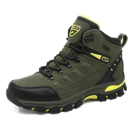 Scarpe da Escursionismo Arrampicata Sportive All'aperto Impermeabili Traspiranti Trekking Sneakers da Donna Uomo