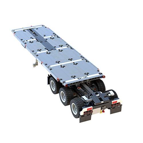 LOSGO LKW Anhänger Modifikationskit für Lego Technic Mack Truck 42078 - 536 Teile
