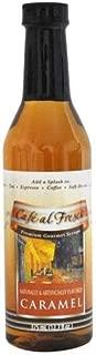 Cafe Al Fresco Gourmet Syrup Caramel (12 Pack)