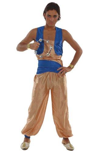 Cesar – A873-001 – Kostüm – Orientalischer Herren – Einheitsgröße