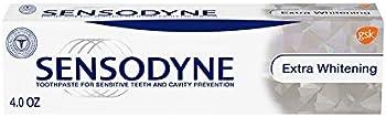 Sensodyne Extra Whitening Toothpaste, 4 Ounces