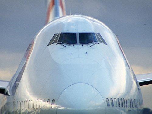 Jumbo Jet Strip-Down